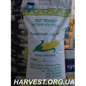 Семена кукурузы Почаевский 190 МВ