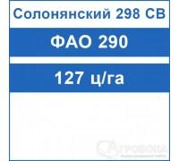 Семена кукурузы Солонянский 298 СВ ФАО 310