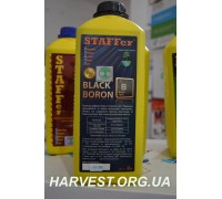 Staffer black boron стимулятор и антистрессант с бором