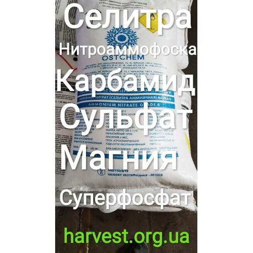 Селитра аммиачная 34,4% Ostchem (Черкассы)